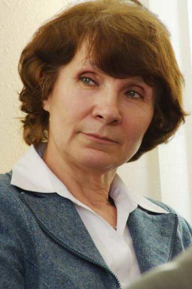 Талышева Любовь Пантелеимоновна